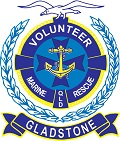 Volunteer Marine Rescue Gladstone logo