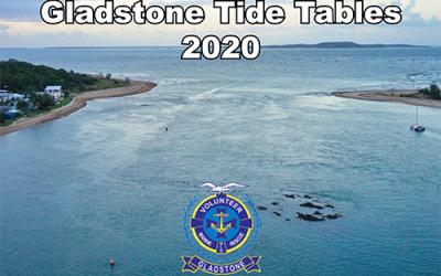 2020 Tides for Gladstone
